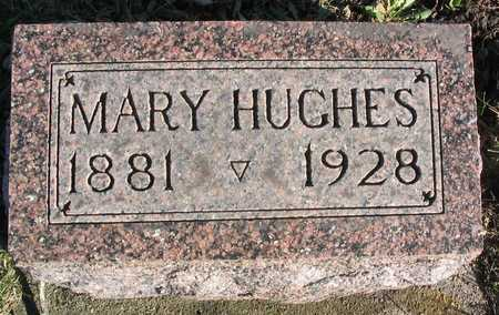 HUGHES, MARY - Linn County, Iowa | MARY HUGHES