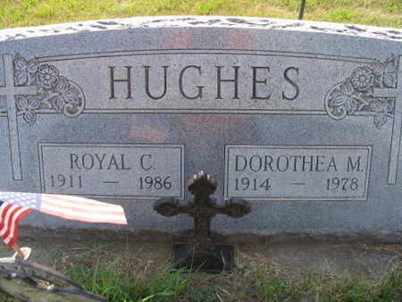 HUGHES, ROYAL C. - Linn County, Iowa | ROYAL C. HUGHES