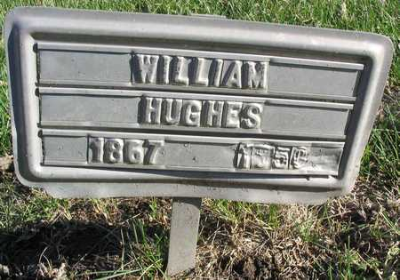 HUGHES, WILLIAM - Linn County, Iowa | WILLIAM HUGHES