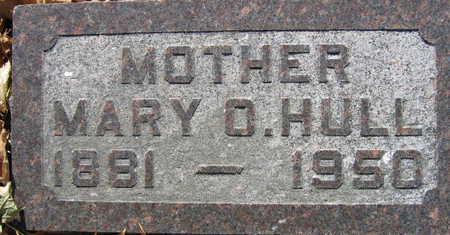 HULL, MARY O. - Linn County, Iowa   MARY O. HULL