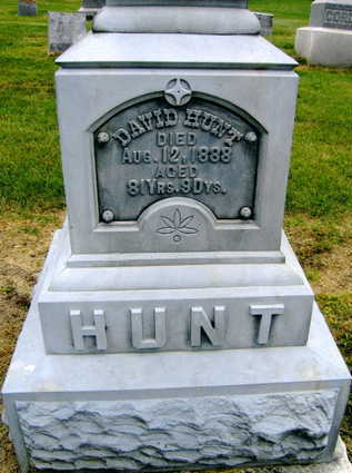 HUNT, DAVID - Linn County, Iowa | DAVID HUNT