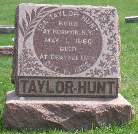 TAYLOR HUNT, IDA - Linn County, Iowa | IDA TAYLOR HUNT