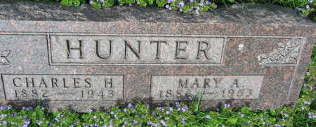 HUNTER, MARY A. - Linn County, Iowa | MARY A. HUNTER