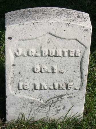HUNTER, J. G. - Linn County, Iowa | J. G. HUNTER