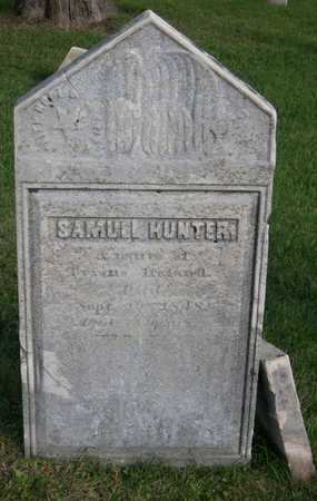 HUNTER, SAMUEL - Linn County, Iowa | SAMUEL HUNTER
