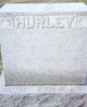 HURLEY, MATT - Linn County, Iowa | MATT HURLEY