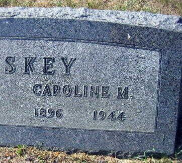 HUSKEY, CAROLINE M. - Linn County, Iowa | CAROLINE M. HUSKEY