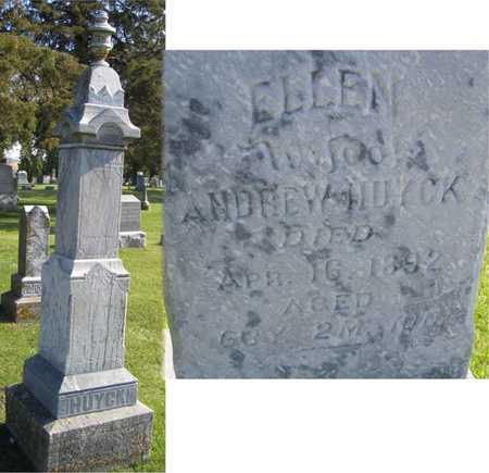 HUYCK, ELLEN - Linn County, Iowa | ELLEN HUYCK