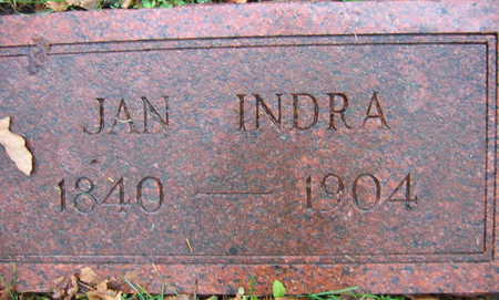 INDRA, JAN - Linn County, Iowa | JAN INDRA