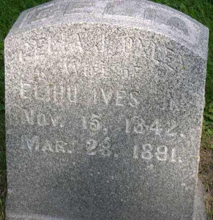 IVES, CELIA J. - Linn County, Iowa | CELIA J. IVES