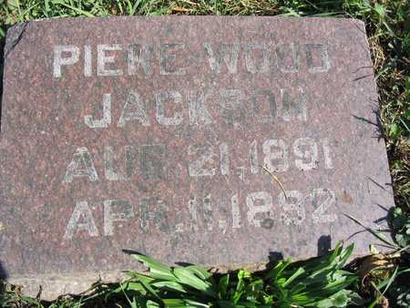 JACKSON, PIERE WOOD - Linn County, Iowa | PIERE WOOD JACKSON