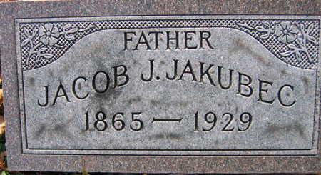 JAKUBEC, JACOB J. - Linn County, Iowa | JACOB J. JAKUBEC