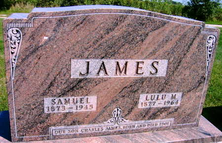 JAMES, SAMUEL - Linn County, Iowa | SAMUEL JAMES