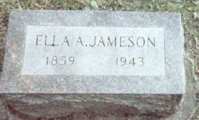 JAMESON, ELLA A. - Linn County, Iowa | ELLA A. JAMESON