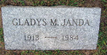 JANDA, GLADYS M. - Linn County, Iowa | GLADYS M. JANDA