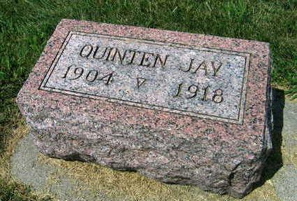JAY, QUINTEN - Linn County, Iowa | QUINTEN JAY