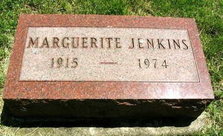 JENKINS, MARGUERITE - Linn County, Iowa | MARGUERITE JENKINS