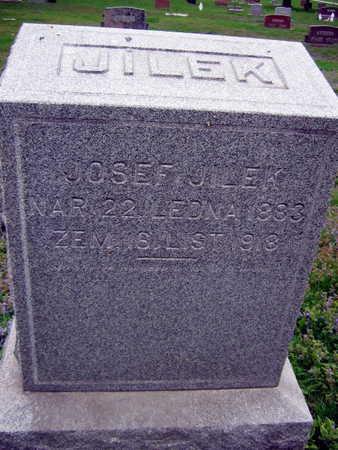 JILEK, JOSEF - Linn County, Iowa | JOSEF JILEK