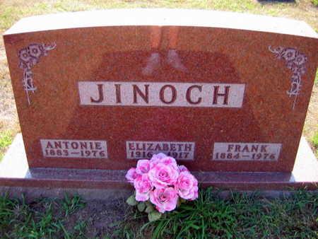 JINOCH, ANTONIE - Linn County, Iowa | ANTONIE JINOCH