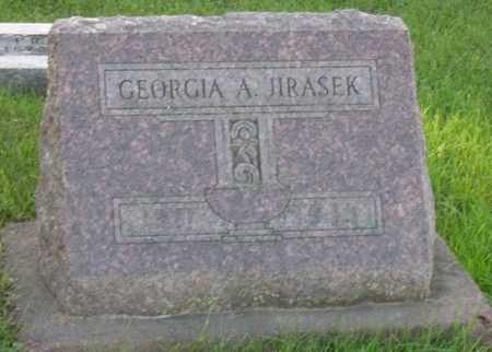 JIRASEK, GEORGIA A. - Linn County, Iowa | GEORGIA A. JIRASEK