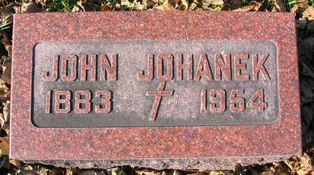 JOHANEK, JOHN - Linn County, Iowa | JOHN JOHANEK
