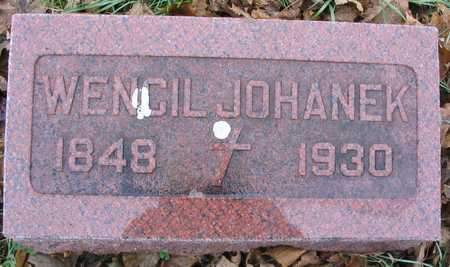 JOHANEK, WENCIL - Linn County, Iowa | WENCIL JOHANEK