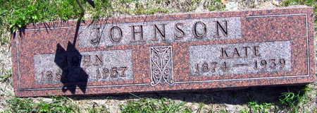JOHNSON, JOHN - Linn County, Iowa | JOHN JOHNSON