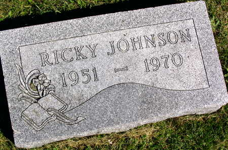 JOHNSON, RICKY - Linn County, Iowa | RICKY JOHNSON