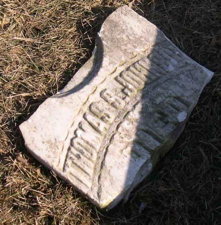 JOHNSON, THOMAS - Linn County, Iowa | THOMAS JOHNSON