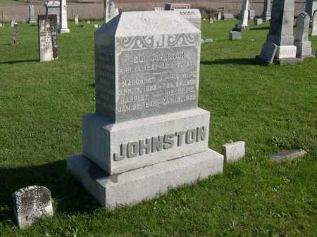 JOHNSTON, FAMILY STONE - Linn County, Iowa | FAMILY STONE JOHNSTON