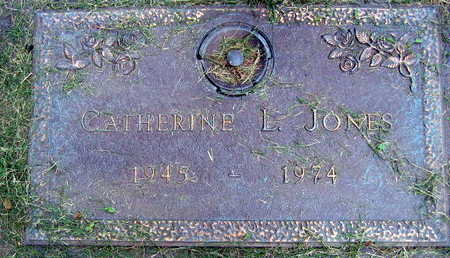 JONES, CATHERINE L. - Linn County, Iowa | CATHERINE L. JONES