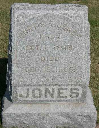 JONES, CURTIS R. - Linn County, Iowa | CURTIS R. JONES