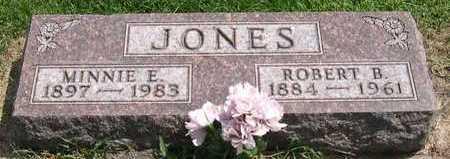 JONES, ROBERT B. - Linn County, Iowa | ROBERT B. JONES