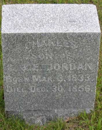 JORDAN, CHARLES - Linn County, Iowa | CHARLES JORDAN