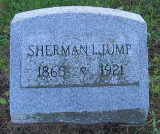 JUMP, SHERMAN I. - Linn County, Iowa | SHERMAN I. JUMP