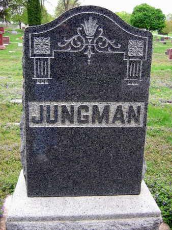 JUNGMAN, FAMILY STONE - Linn County, Iowa | FAMILY STONE JUNGMAN