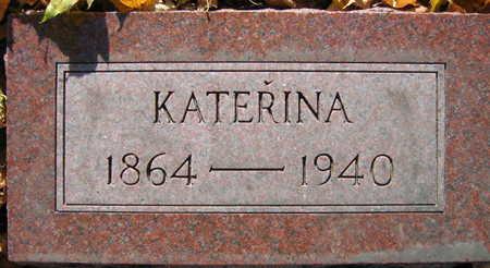 KACER, KATERINA - Linn County, Iowa | KATERINA KACER