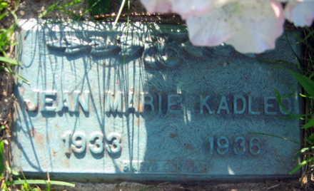 KADLEC, JEAN MARIE - Linn County, Iowa | JEAN MARIE KADLEC