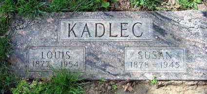 KADLEC, LOUIS - Linn County, Iowa | LOUIS KADLEC