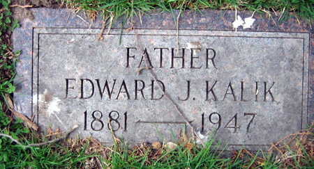 KALIK, EDWARD J. - Linn County, Iowa | EDWARD J. KALIK