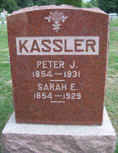 KASSLER, PETER J - Linn County, Iowa | PETER J KASSLER