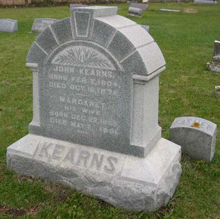 KEARNS, MARGARET - Linn County, Iowa | MARGARET KEARNS