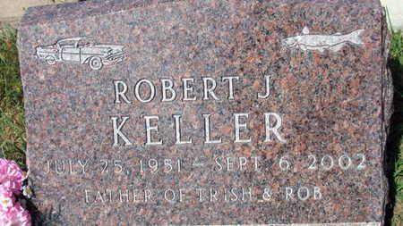 KELLER, ROBERT J. - Linn County, Iowa | ROBERT J. KELLER