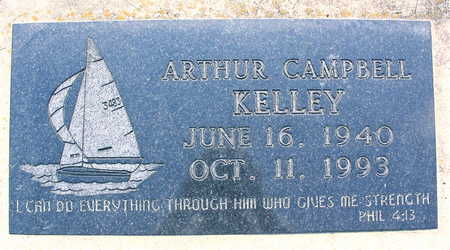 KELLEY, ARTHUR CAMPBELL - Linn County, Iowa | ARTHUR CAMPBELL KELLEY