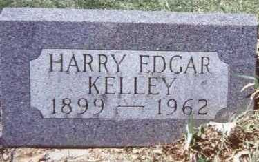 KELLEY, HARRY EDGAR - Linn County, Iowa | HARRY EDGAR KELLEY