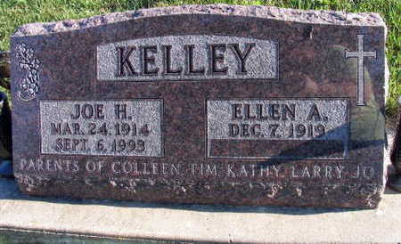 KELLEY, JOE H. - Linn County, Iowa | JOE H. KELLEY