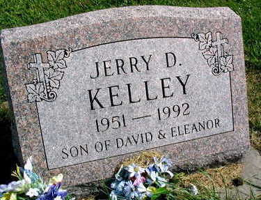KELLEY, JERRY D. - Linn County, Iowa | JERRY D. KELLEY