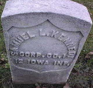 KENNEDY, CORP. SAMUEL L. - Linn County, Iowa | CORP. SAMUEL L. KENNEDY