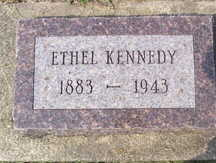 KENNEDY, ETHEL - Linn County, Iowa | ETHEL KENNEDY