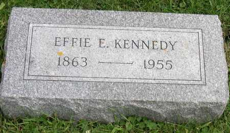 KENNEDY, EFFIE E. - Linn County, Iowa | EFFIE E. KENNEDY